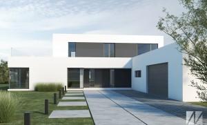 mrzewaarchitekci_projekt domu nowoczesnego-01